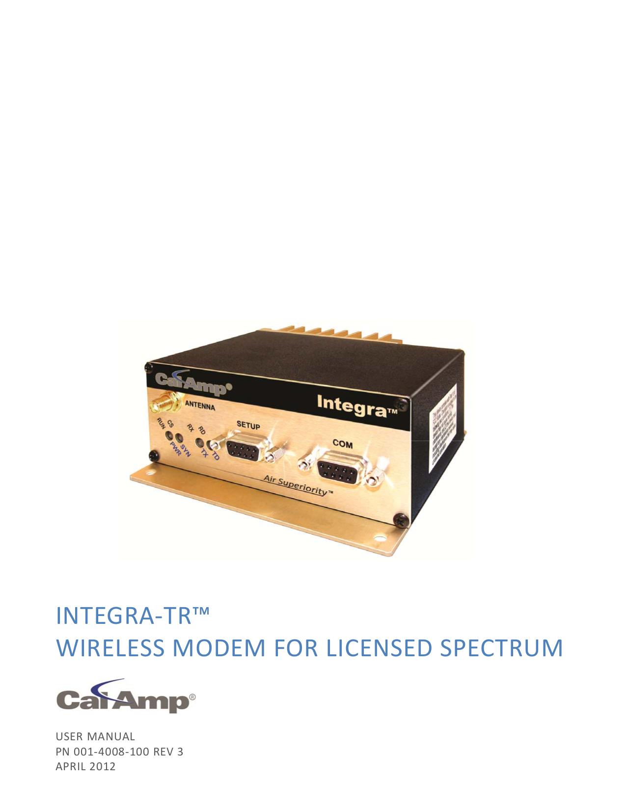 pdf for Integra Receiver DTR-5.6 manual