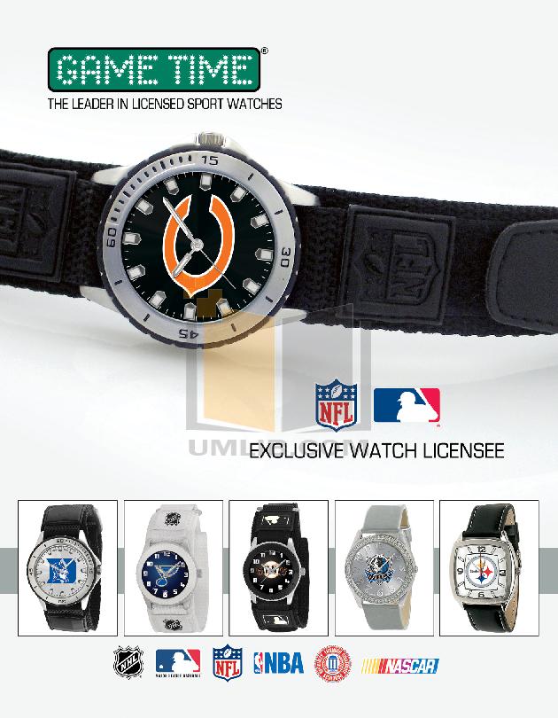 pdf for Gametime Watch MLB-SW-ATL manual
