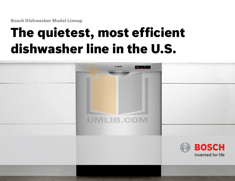 download free pdf for bosch shx55r55uc dishwasher manual rh umlib com Bosch Dishwasher Manual Online Bosch Dishwasher Manufactured 2010