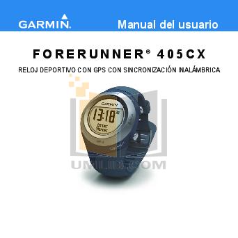 download free pdf for garmin forerunner 405 gps manual rh umlib com garmin forerunner 405 setup garmin forerunner 405 manual español