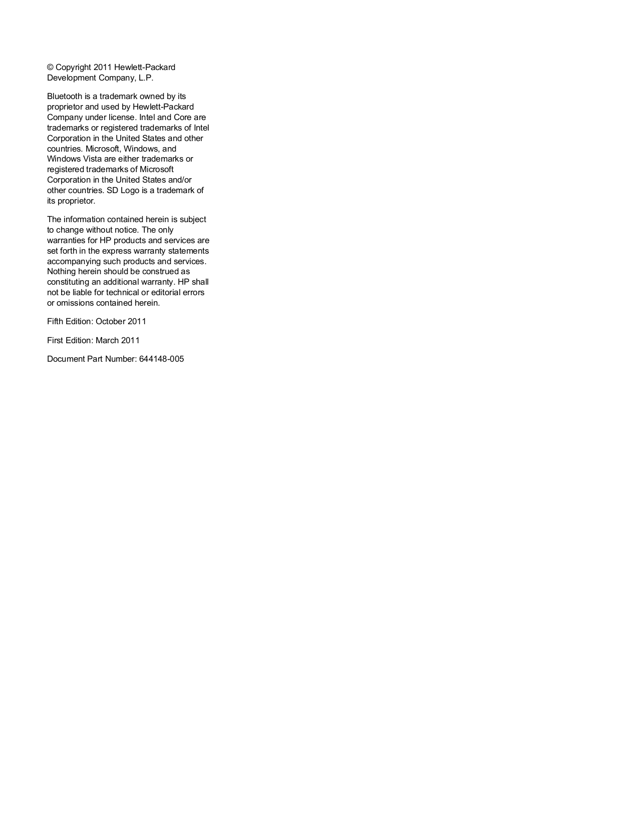 hp probook 6460b manual pdf