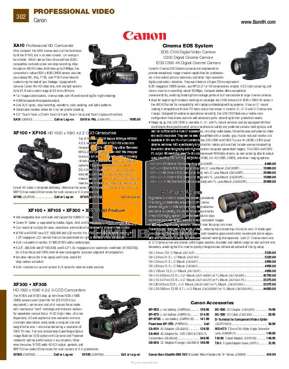 pdf for Datavideo Other TL-1 Intervalometer manual