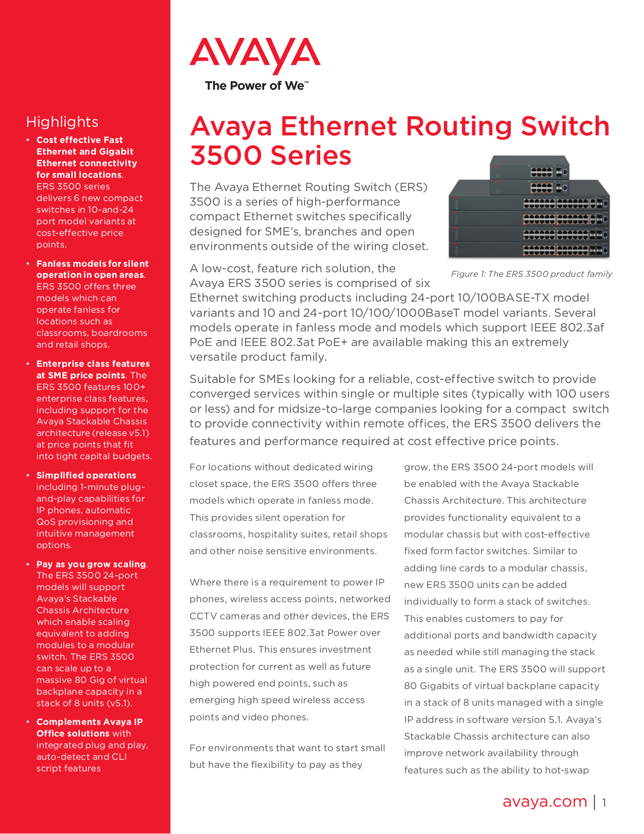 pdf for Nortel Switch 3510-24T manual