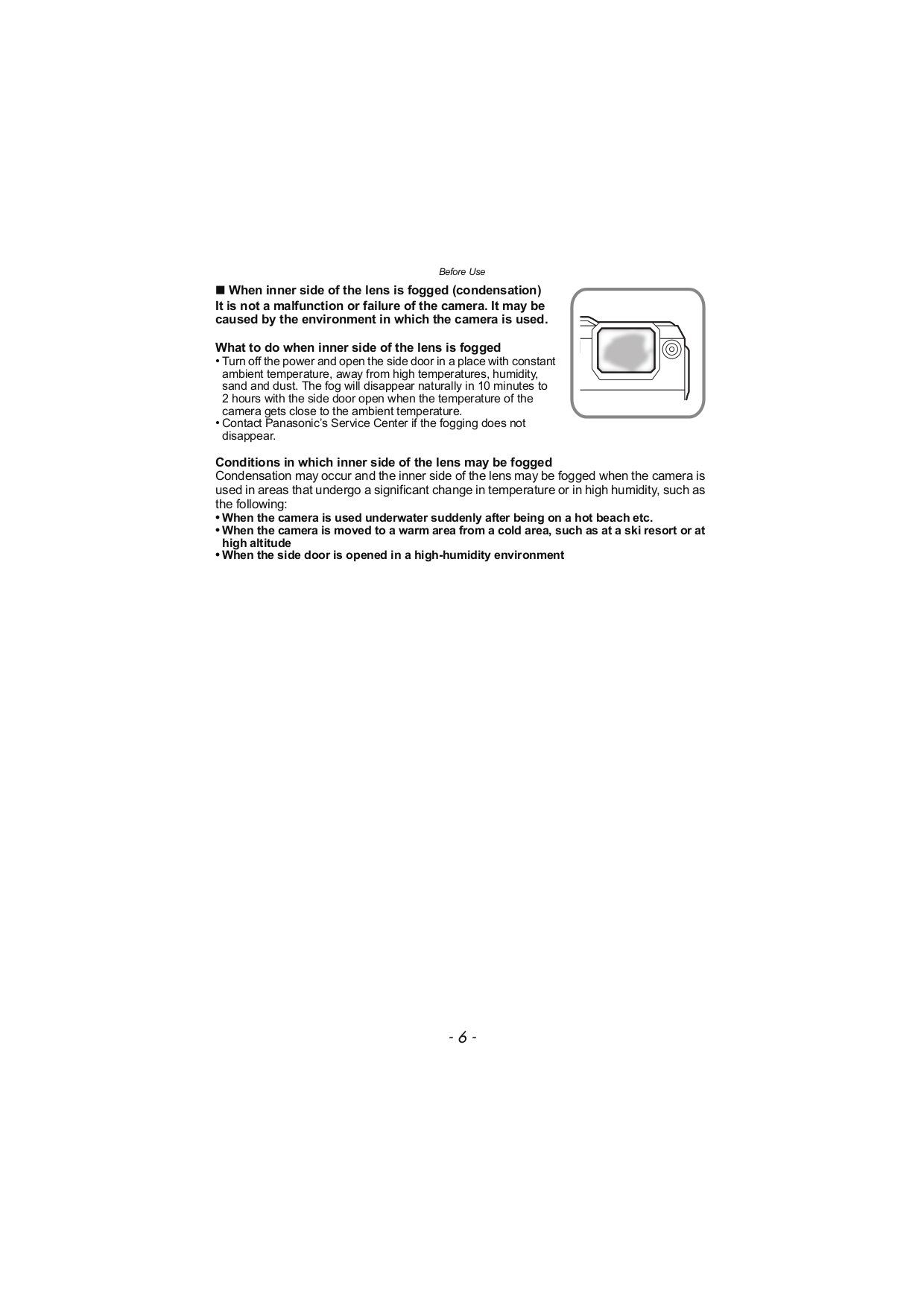 ... Panasonic Digital Camera Lumix DMC-TS3 pdf page preview ...