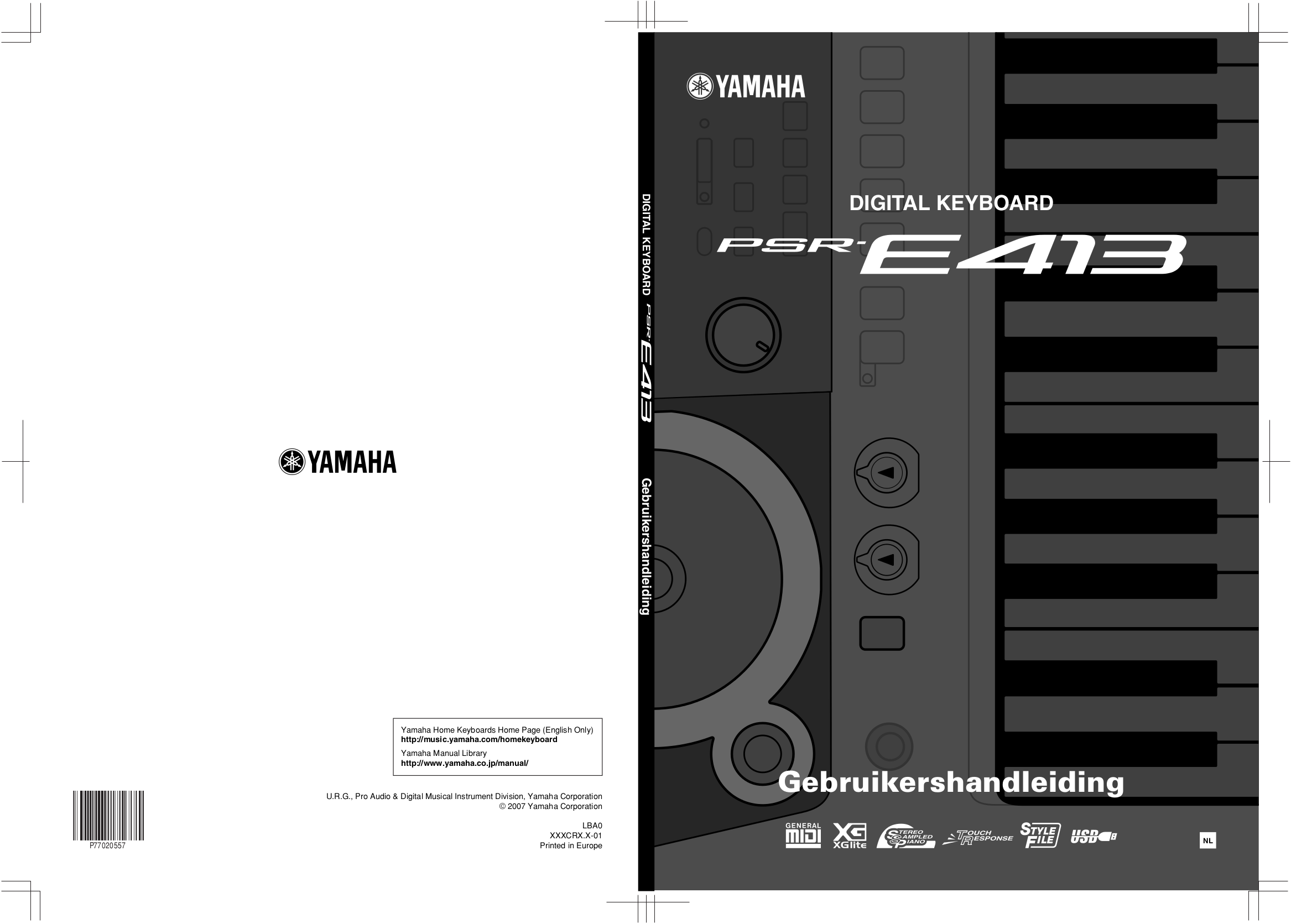 Yamaha psr-e403 service manual download download manuals & te.