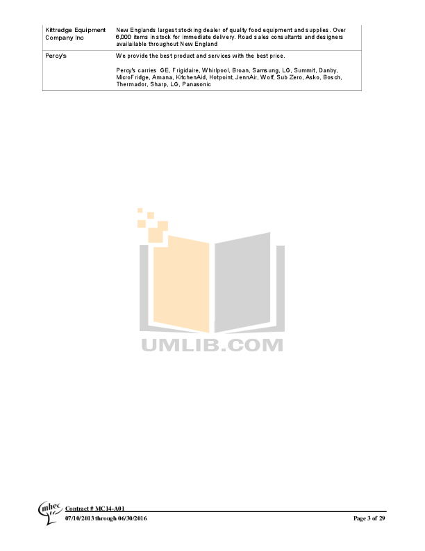 Hotpoint Range RGB790DEP pdf page preview