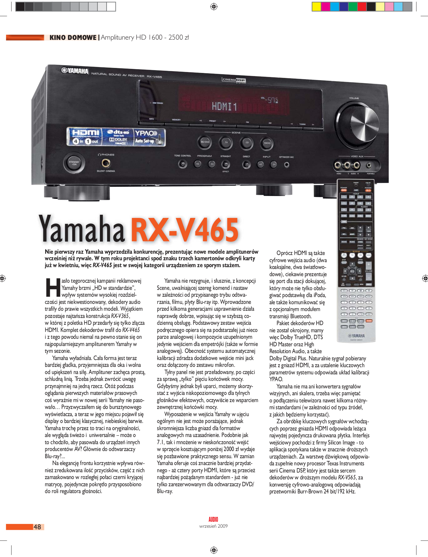 download free pdf for yamaha rx v465 receiver manual