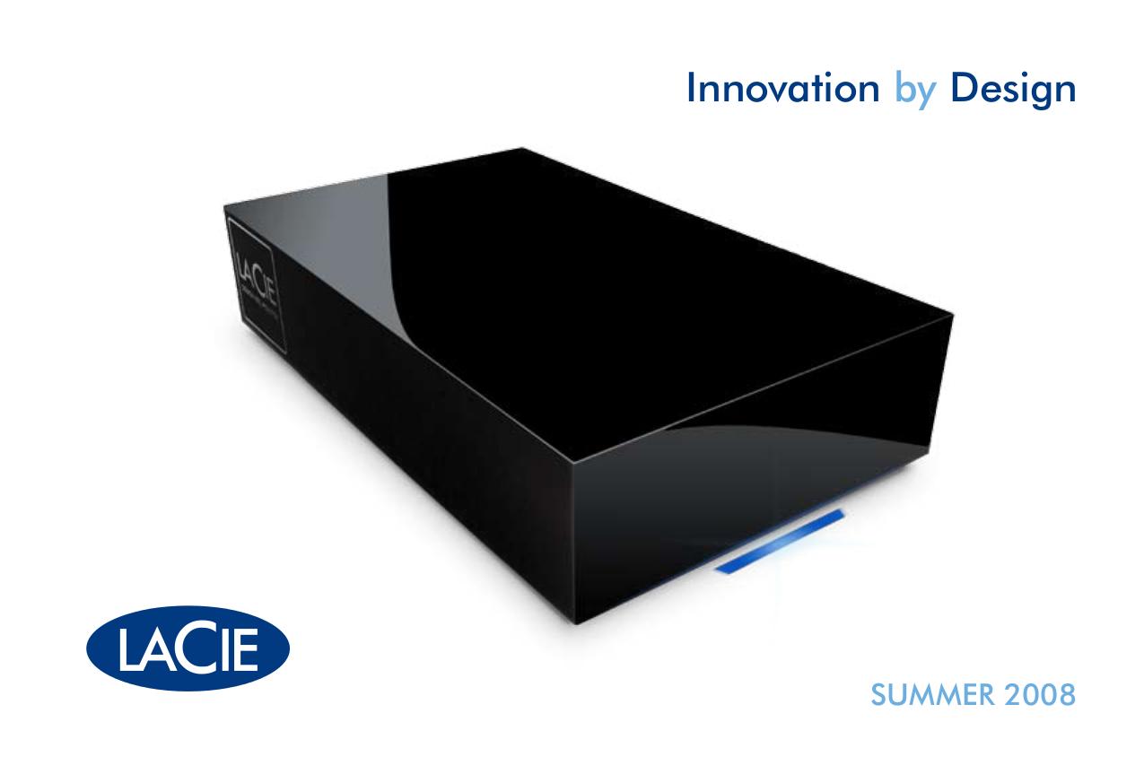 pdf for LaCie Storage 301278N manual