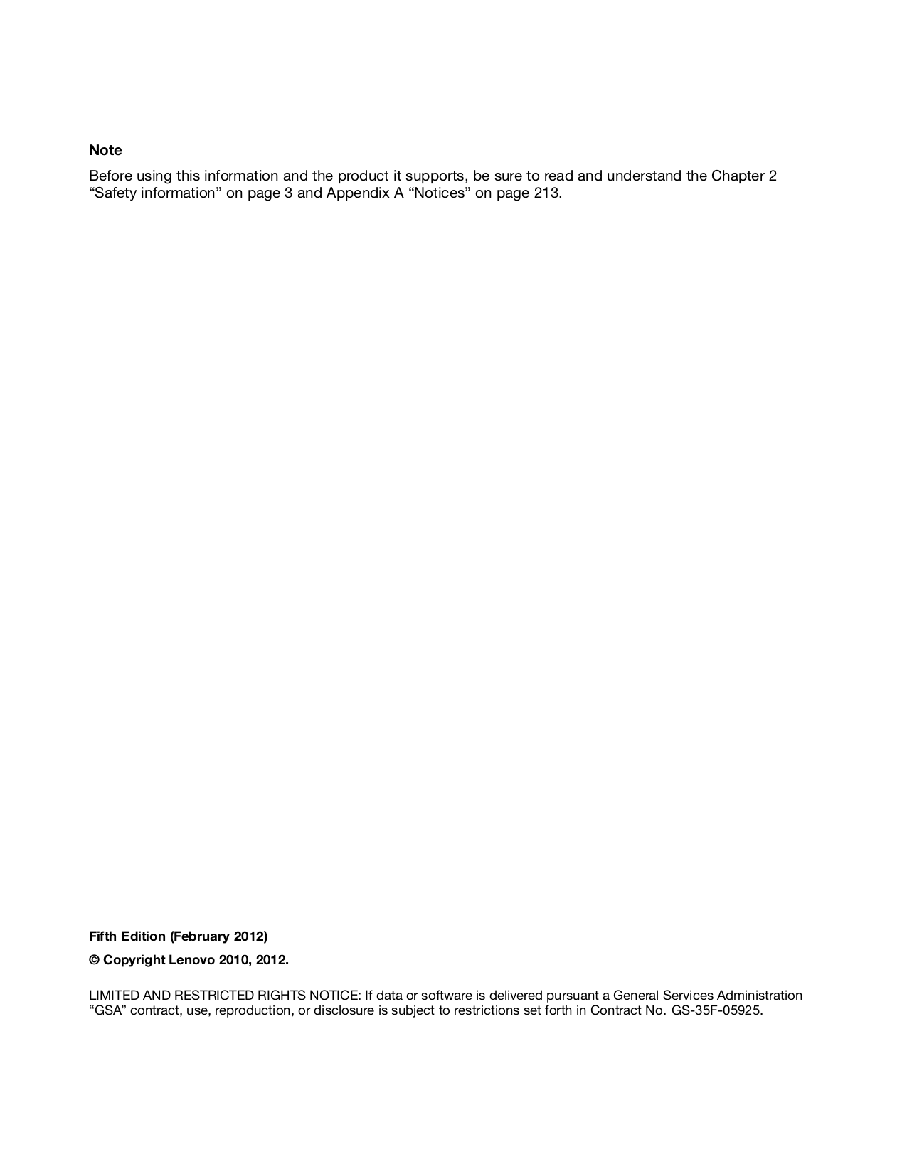 Lenovo Desktop ThinkCentre M90 5226 pdf page preview