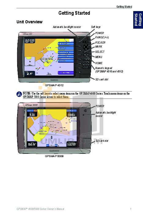 pdf manual for garmin gps gpsmap 5012 rh umlib com Garmin Nuvi 50 Manual Garmin 1450 Manual