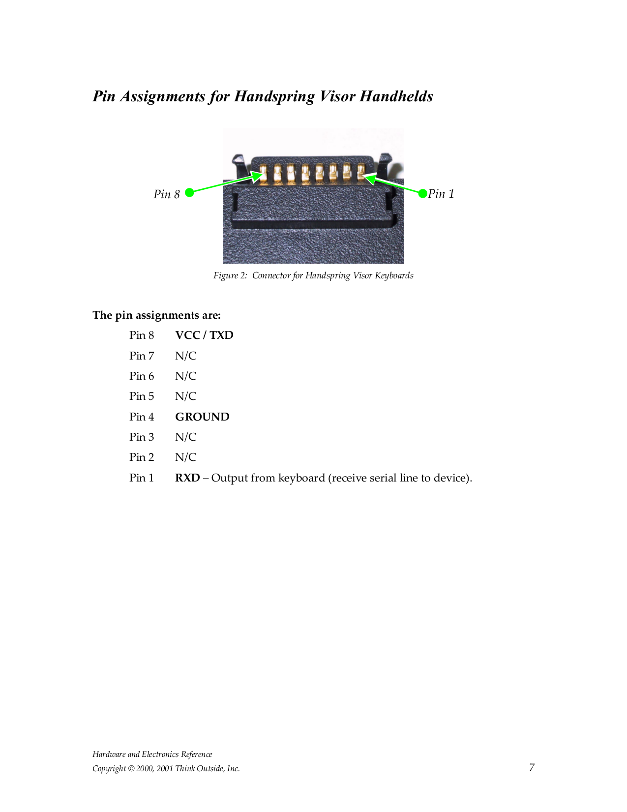 HP PDA Jornada 928 pdf page preview