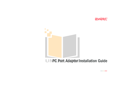 pdf for 2wire Other Wall-Mount Filter Filter manual