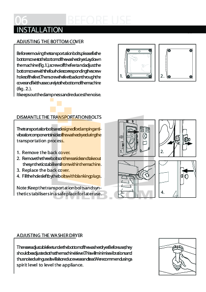 Haier Refrigerator HR-133 pdf page preview