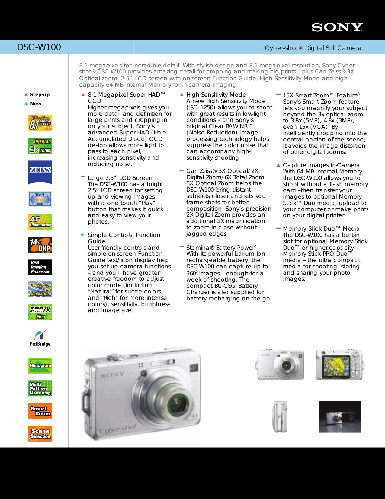 Sony dsc-w120 service manual pdf download.