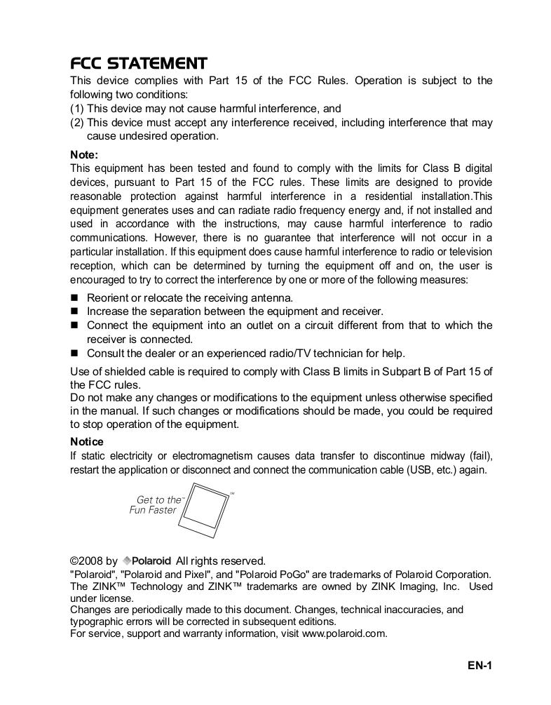 pdf for Lexmark Printer Z2300 manual