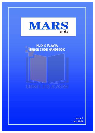 pdf for Braun Coffee Maker E20 manual