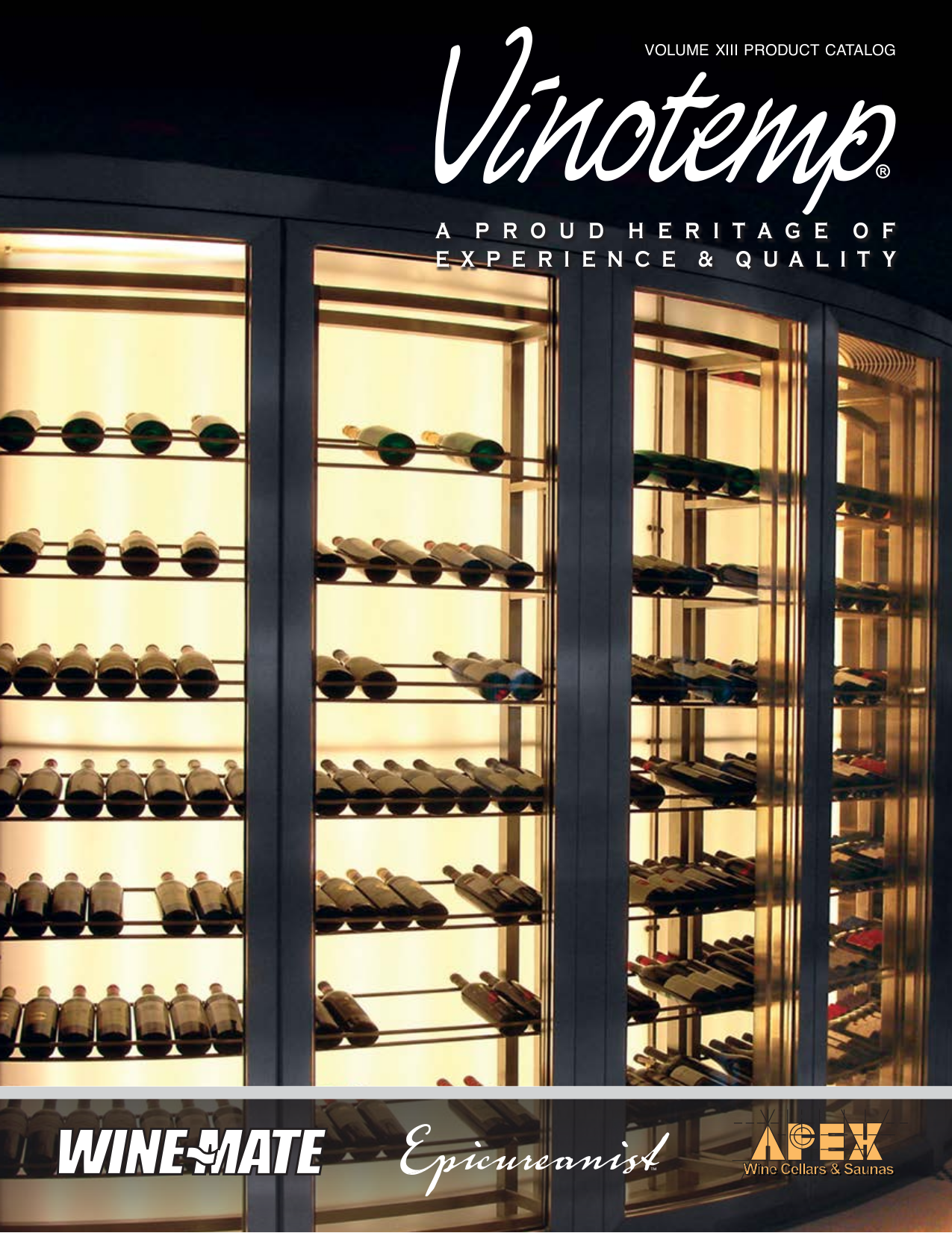 pdf for Vinotemp Refrigerator 440TDG manual