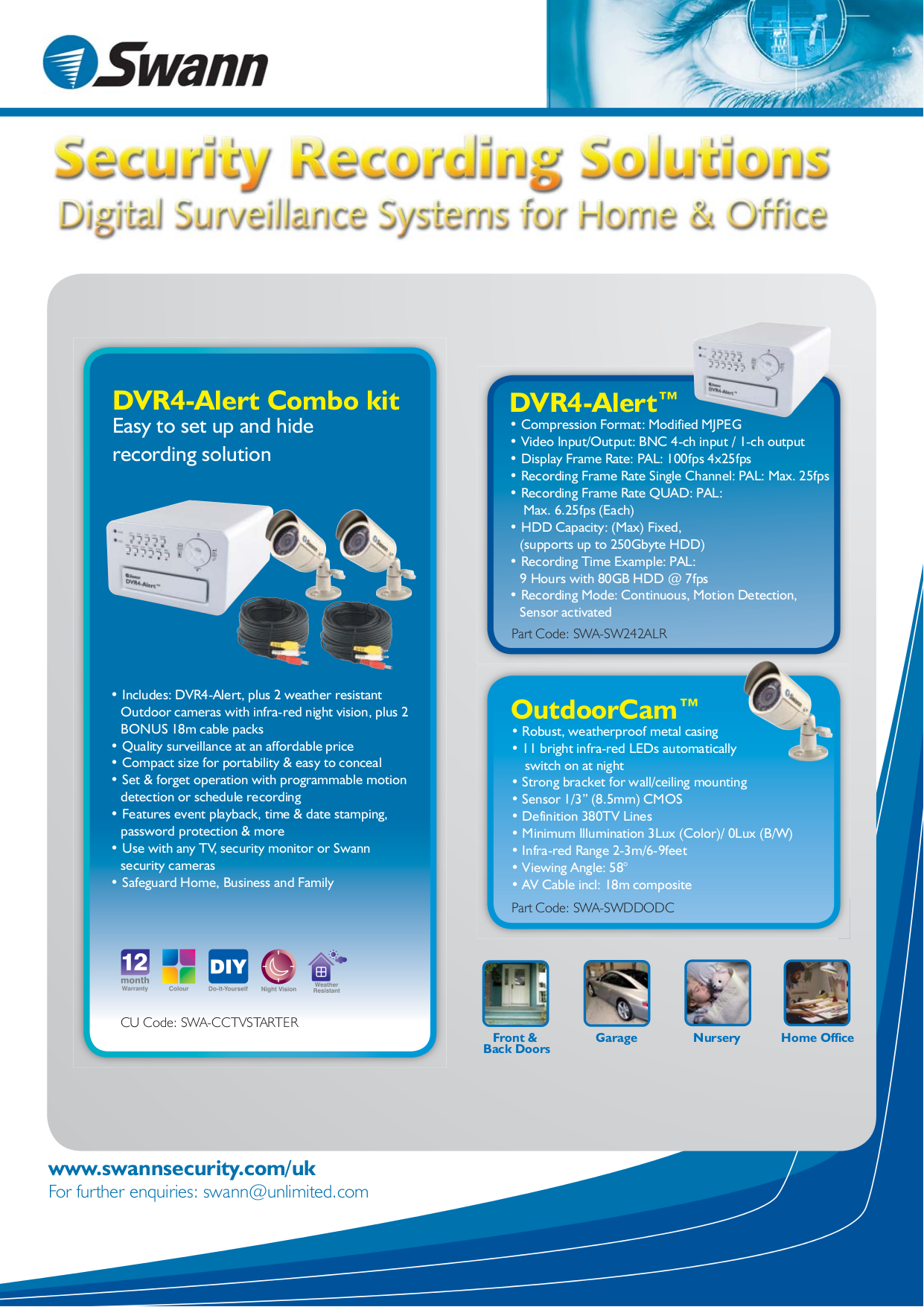 pdf manual for swann dvr sw242 sr4 rh umlib com