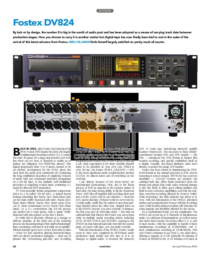 download free pdf for fostex dv 824 dvd players manual rh umlib com