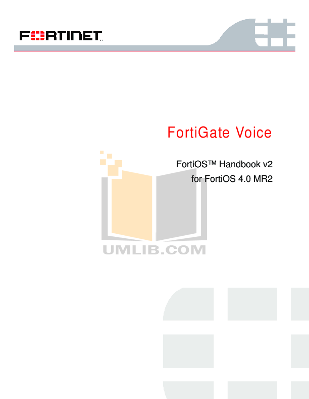 pdf for Fortinet Router FortiGate FortiGate-3810A manual