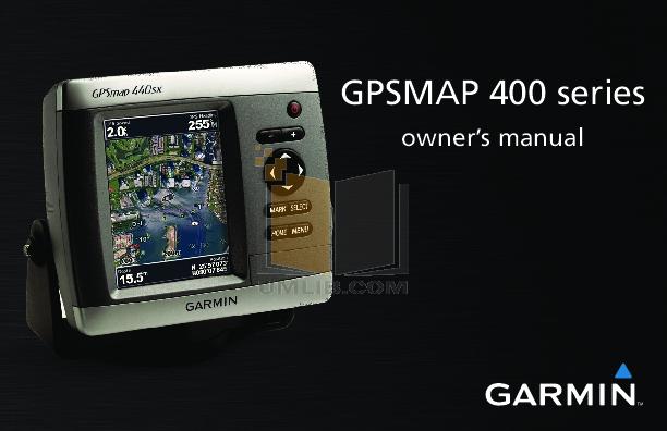pdf manual for garmin gps gpsmap 420 rh umlib com Map GPS Guide Garmin GPS Guide
