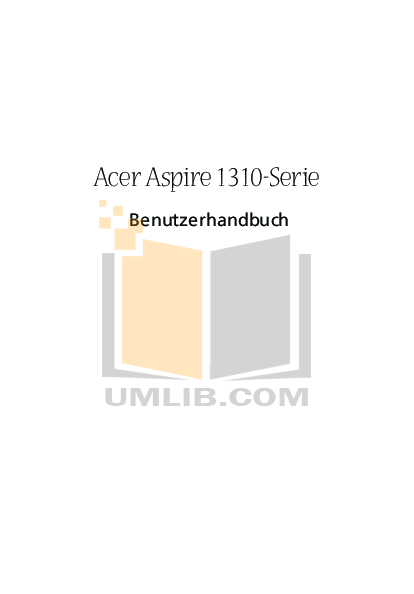 pdf for Acer Desktop Aspire T330 manual