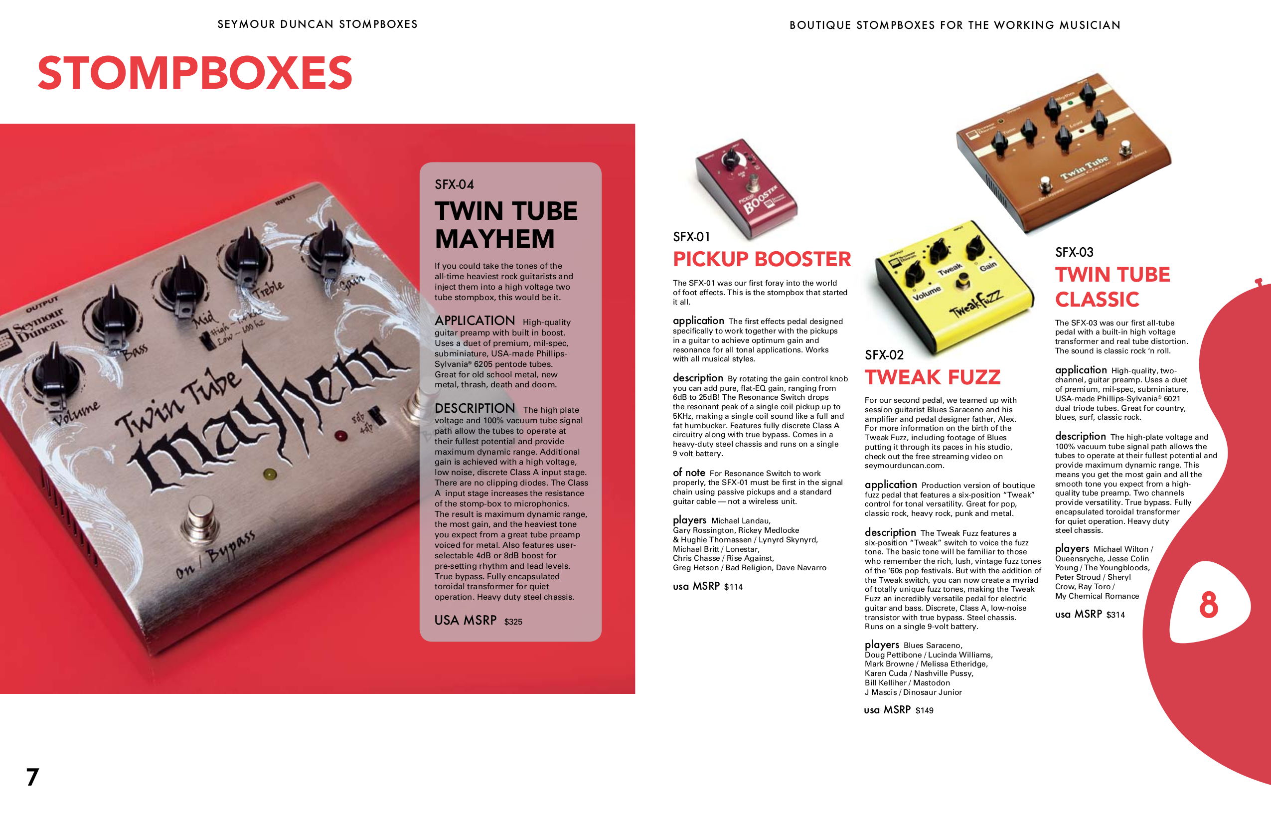 PDF manual for Schecter Guitar Robin Finck Ultra