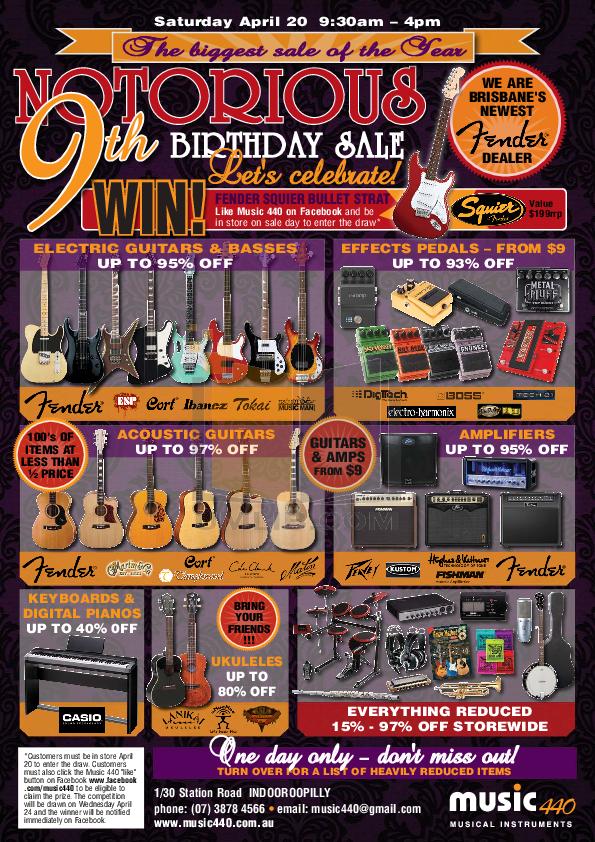 ESP Guitar EC-200QM pdf page preview