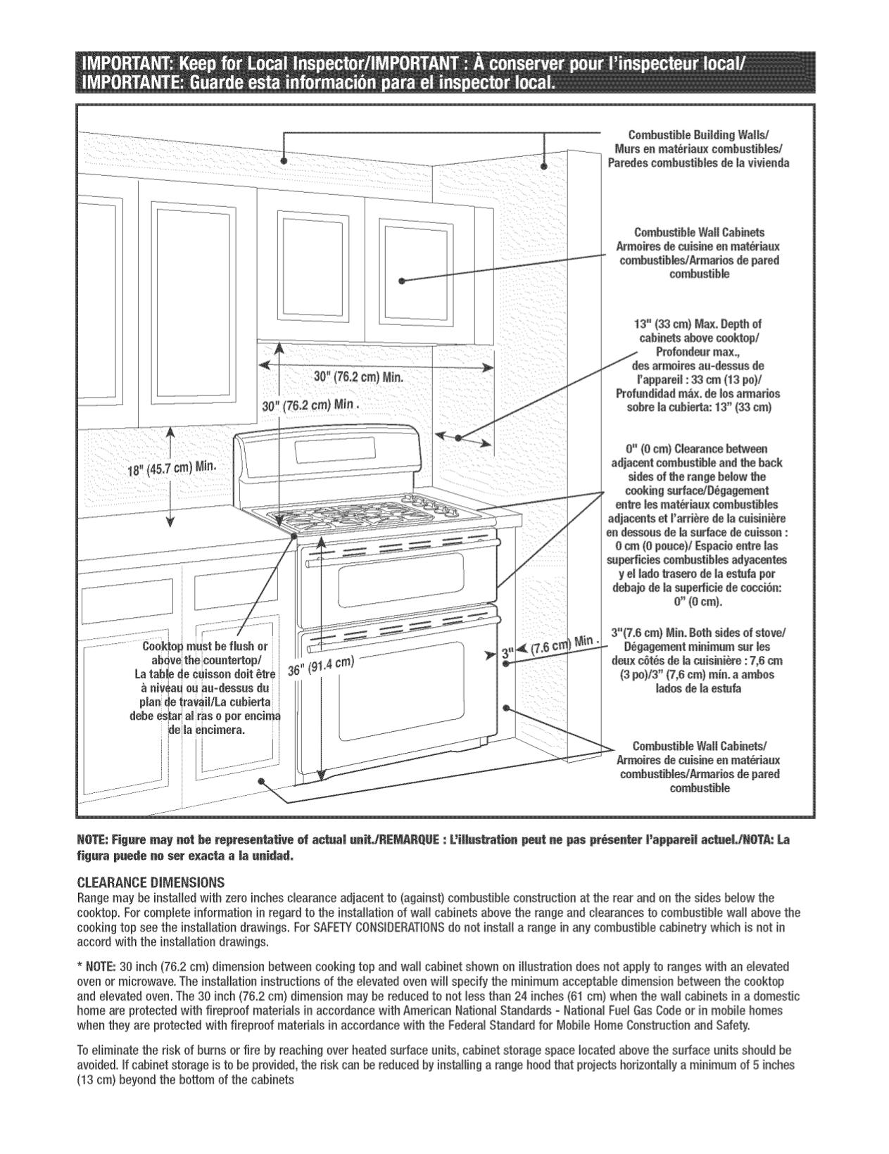 ... Jenn-Air Range JDR8895 pdf page preview