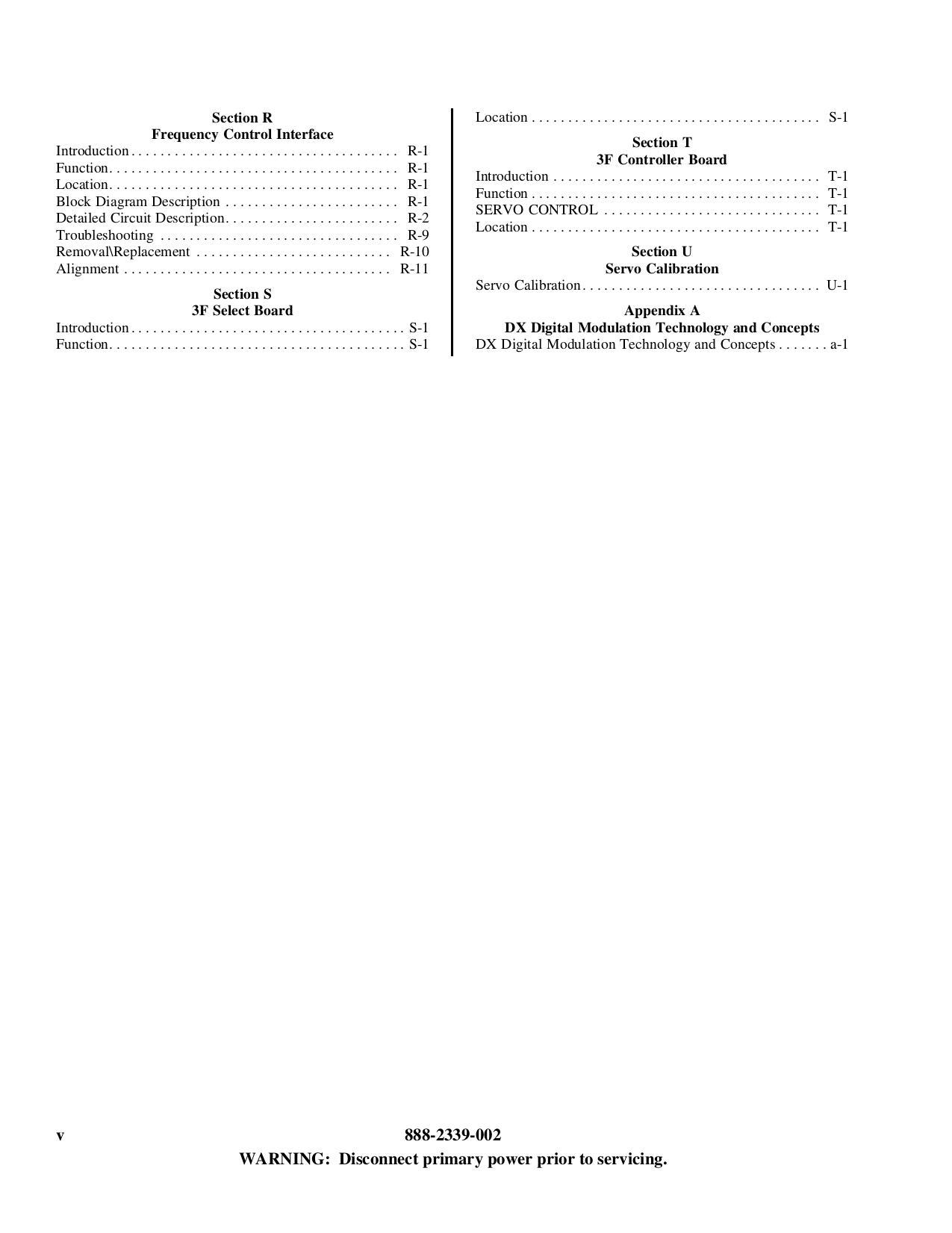 X10 Remote Control CR12A pdf page preview