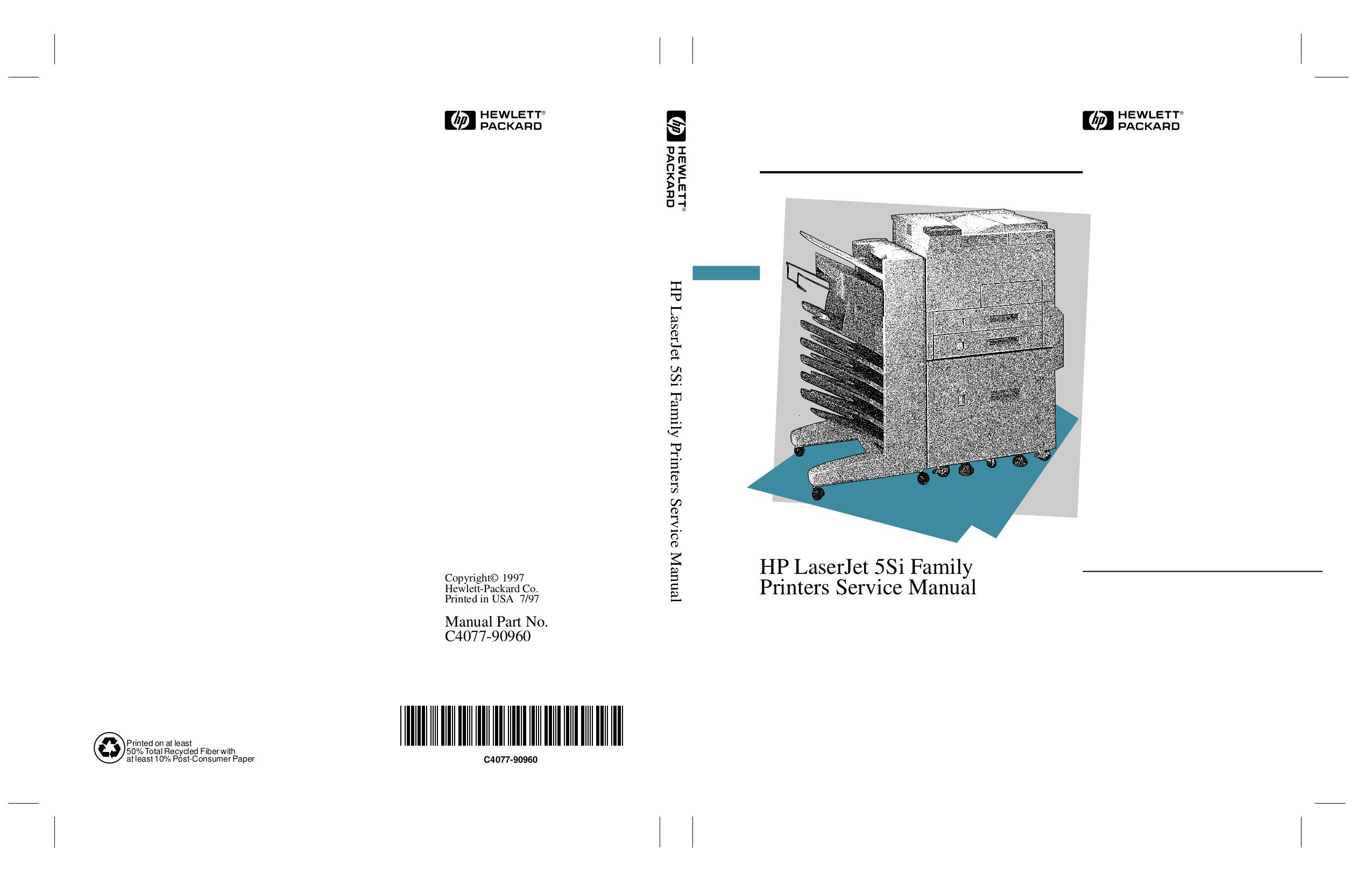 download free pdf for hp laserjet color laserjet 5si printer manual rh umlib com HP LaserJet 4 Plus Printer manual impresora hp laserjet 5si