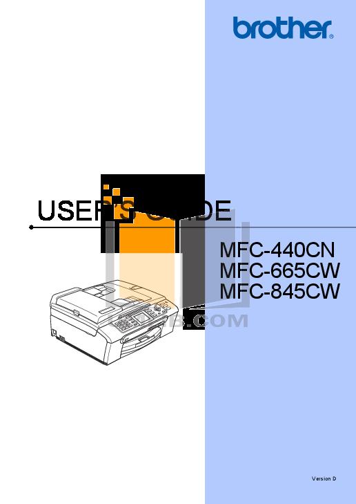 download free pdf for brother mfc 440cn multifunction printer manual rh umlib com brother mfc 440cn driver windows 7 brother mfc-440cn driver download
