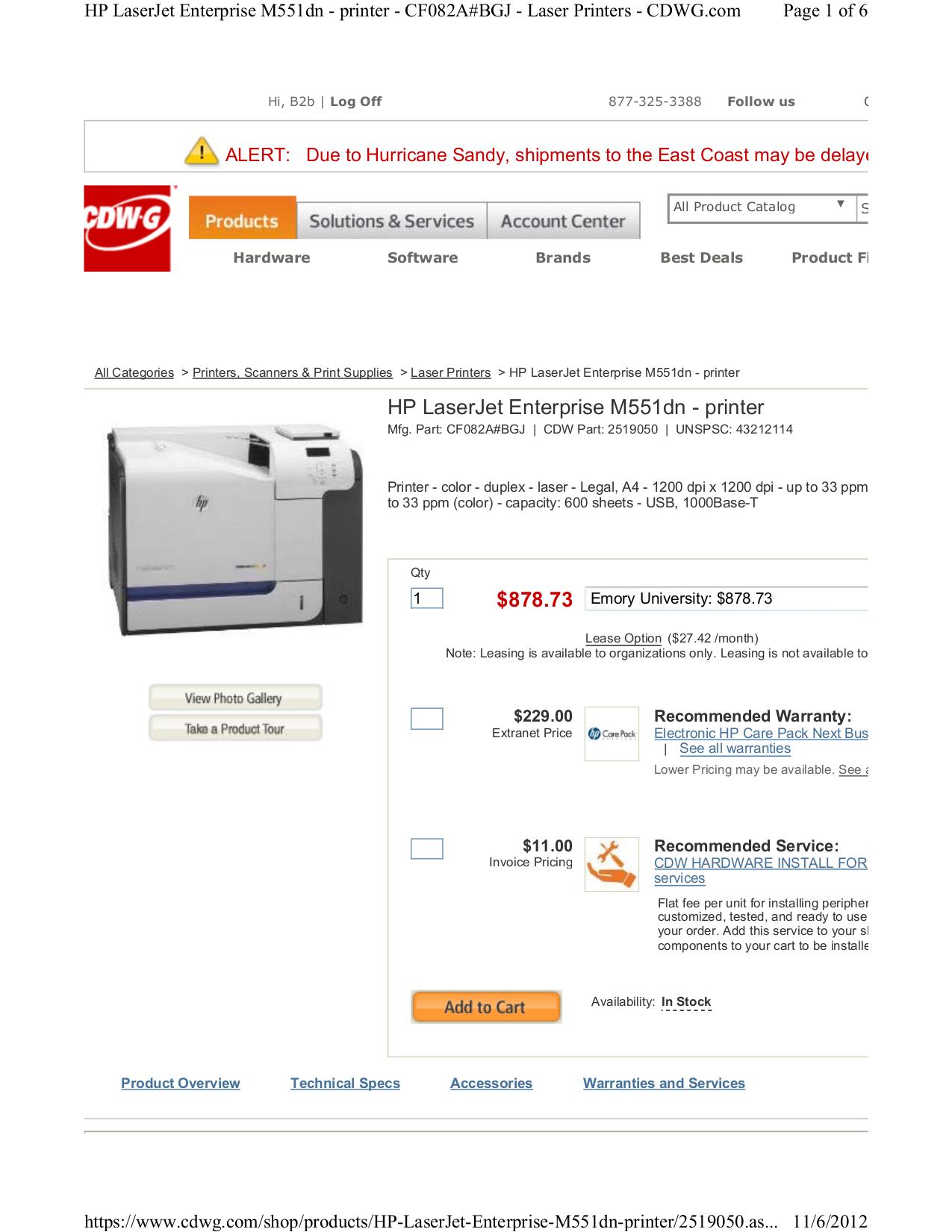 hp laserjet enterprise p3015x printer pdf