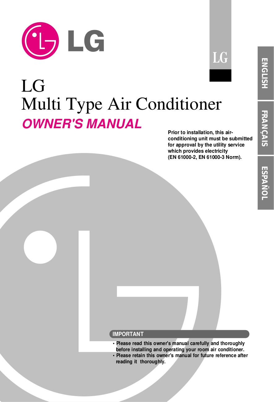 lg hvac service manual best setting instruction guide u2022 rh merchanthelps us lg split type room air conditioner manual lg room air conditioner 5000 btu manual
