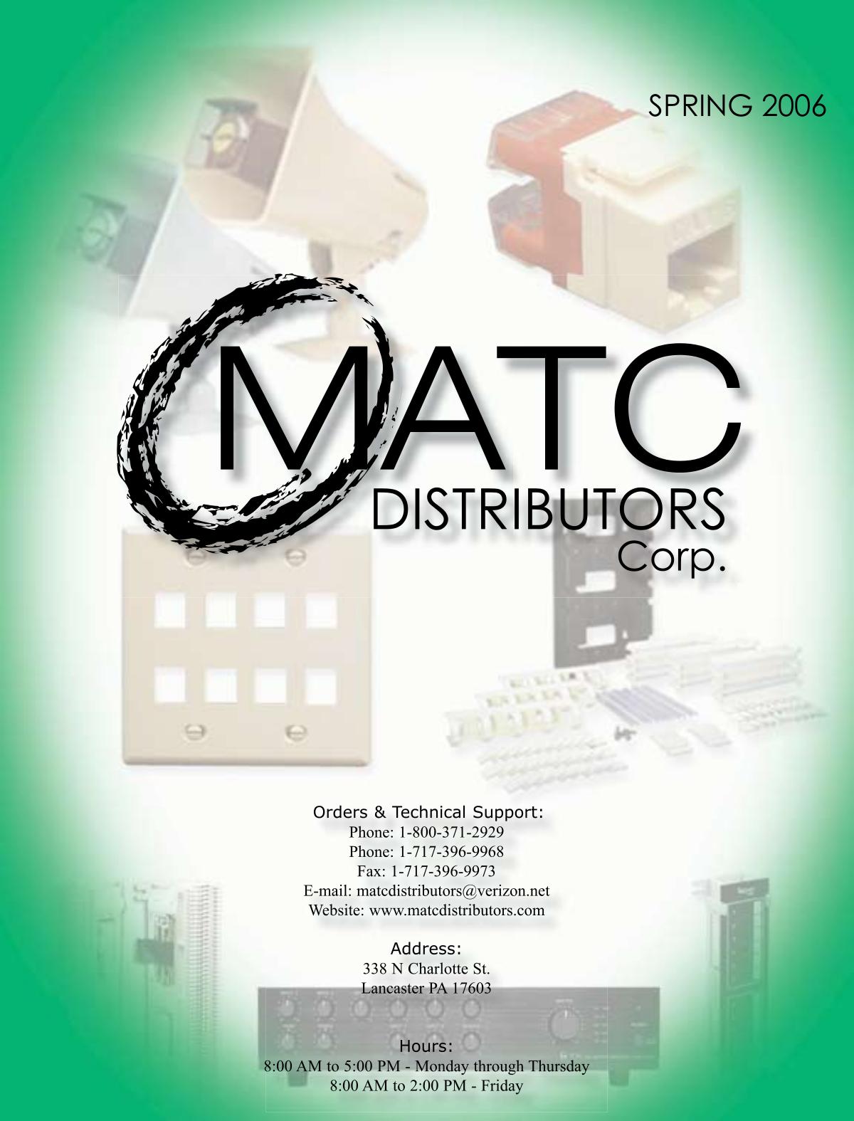 pdf for Valcom Speaker V1014B manual