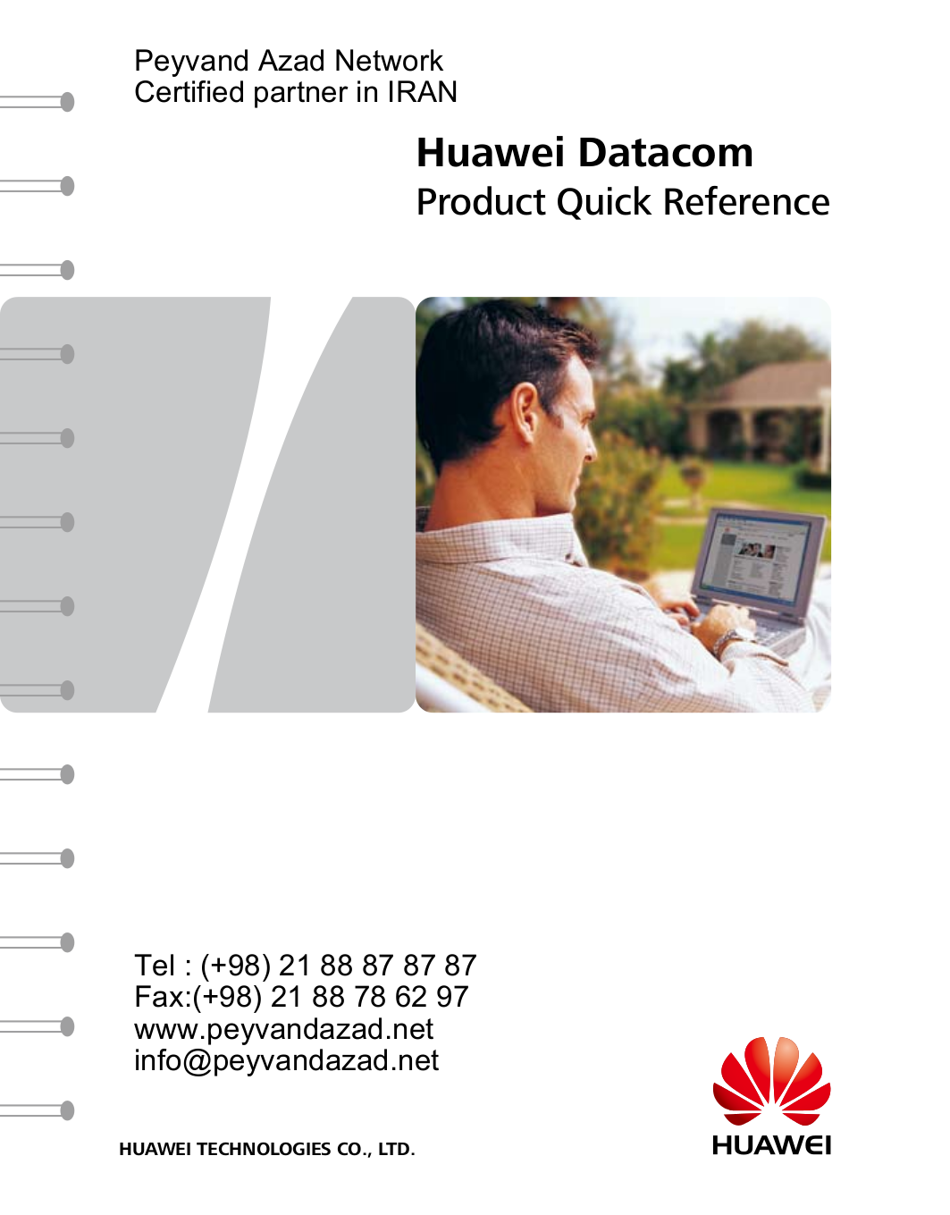 pdf for Huawei Wireless Router Quidway AR18-33E manual