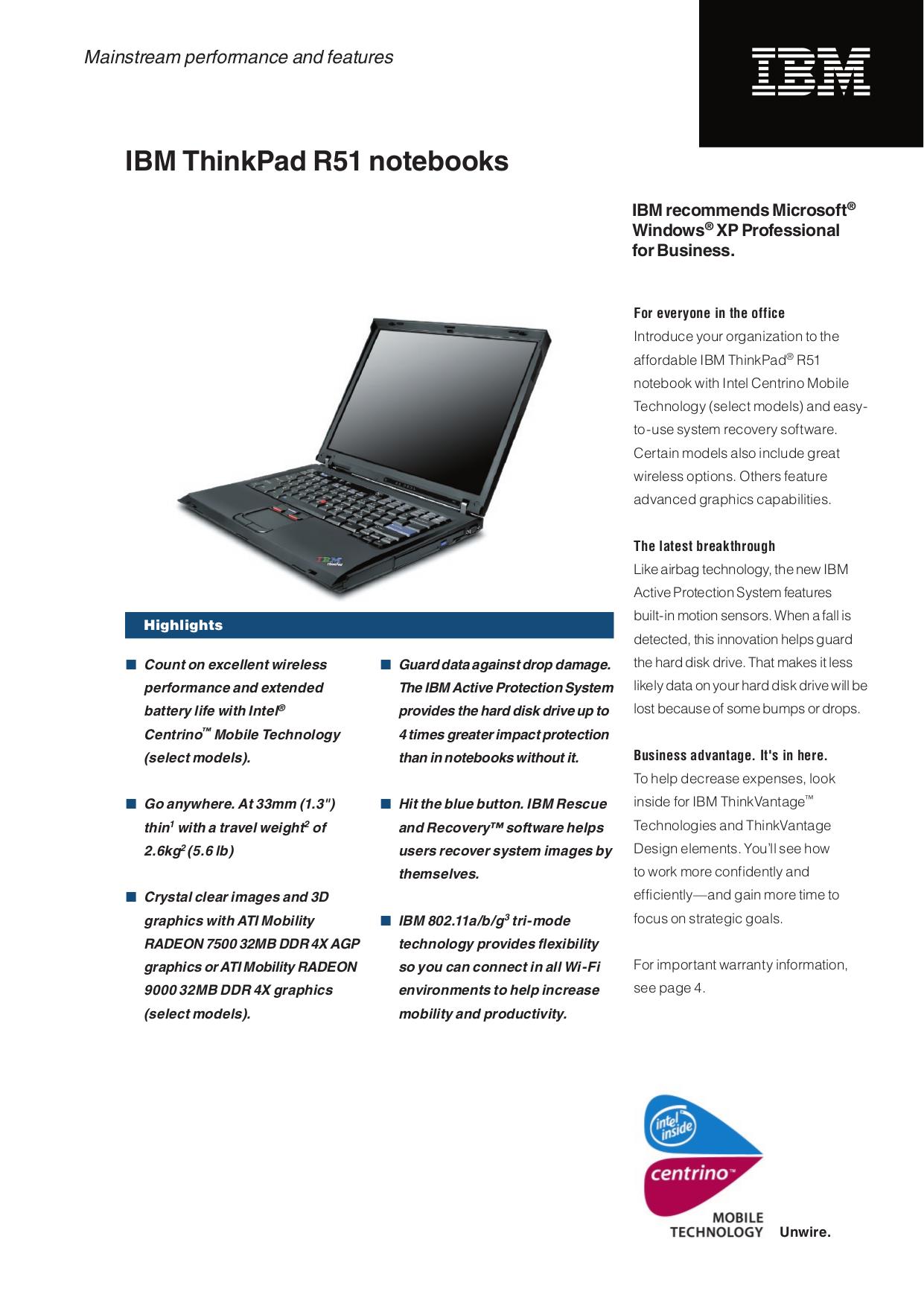 download free pdf for lenovo thinkpad r51 2889 laptop manual rh umlib com ibm thinkpad r51 manual ibm r51 manual pdf