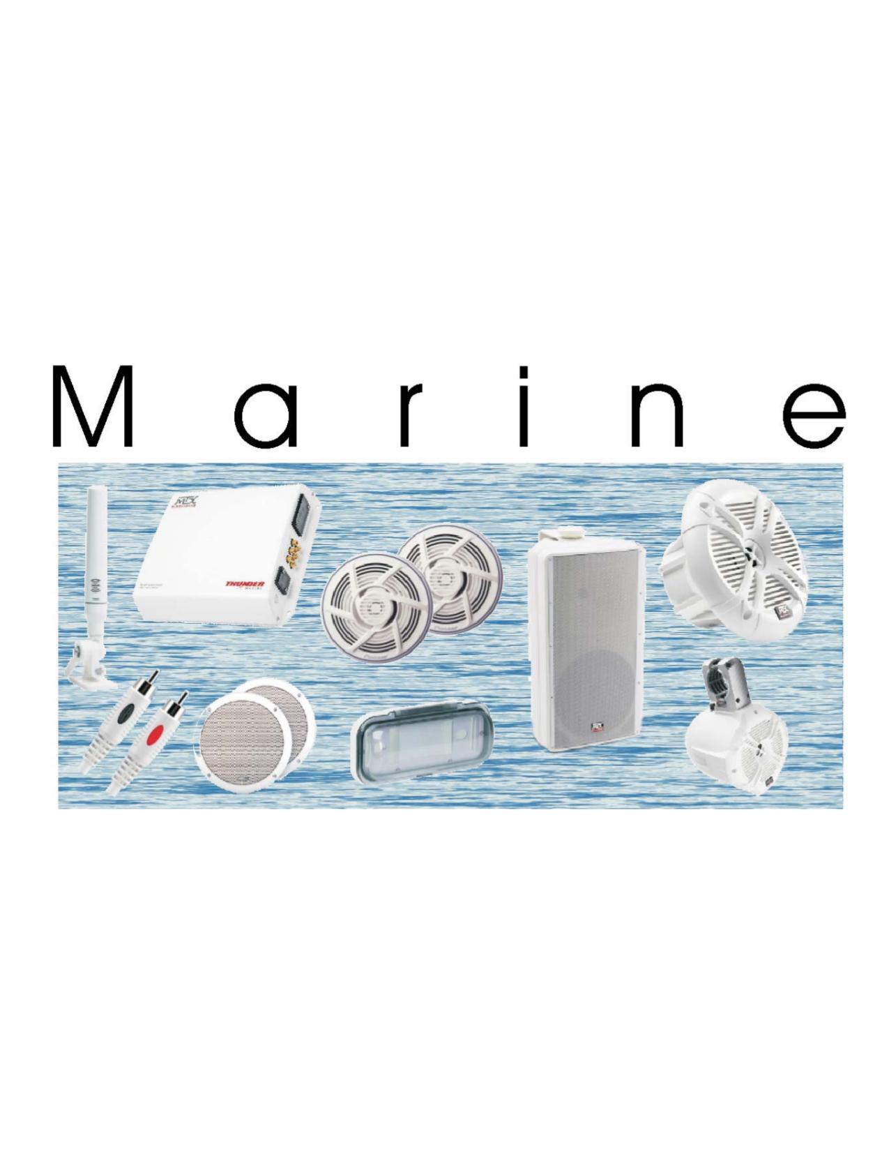 pdf for Pioneer Speaker TS-MR1600 manual