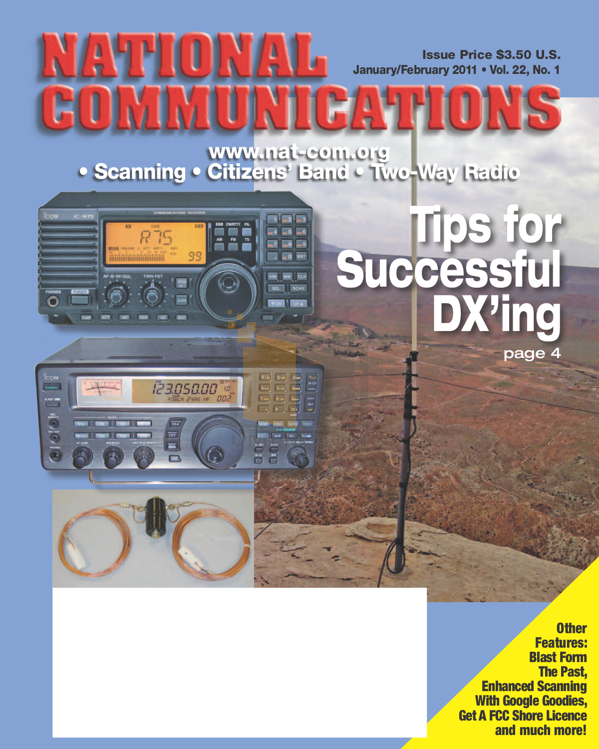 PDF manual for Eton Radio E1