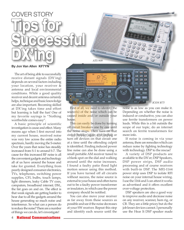 PDF manual for Eton Radio E1