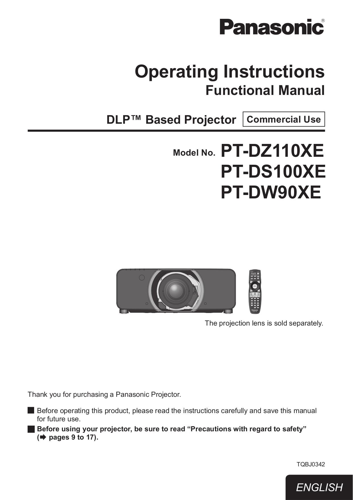 download free pdf for panasonic pt d6000 projector manual rh umlib com Panasonic PV panasonic pt-d6000 manual pdf
