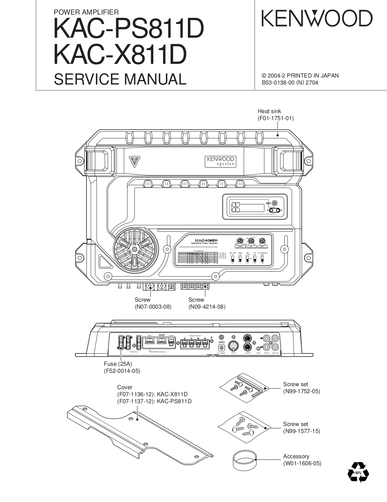 KAC X811D.pdf 0 wiring diagram kenwood kac m1804 gandul 45 77 79 119 kenwood kac 622 wiring diagram at reclaimingppi.co