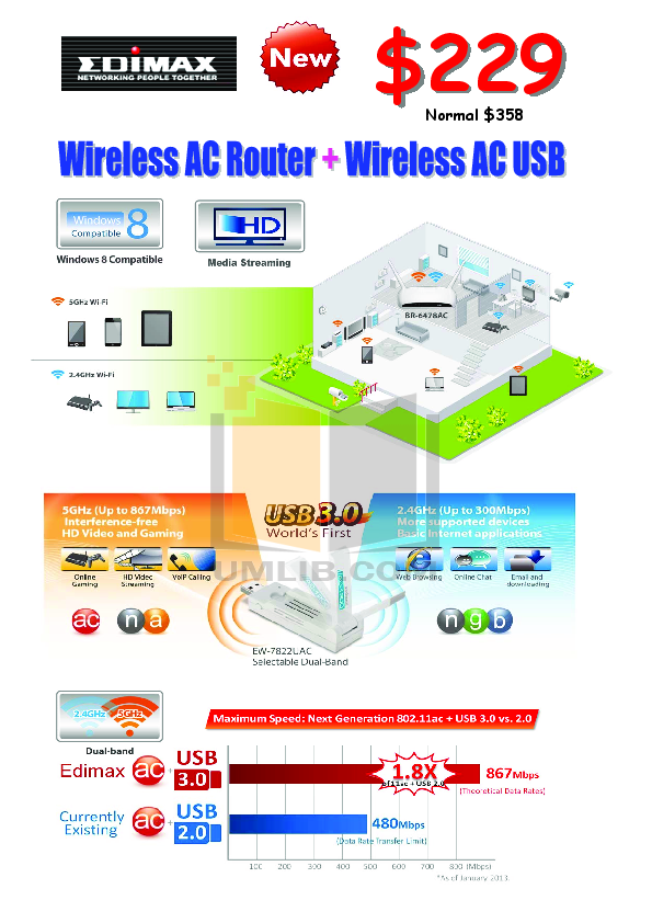 Avermedia Other AVerTV DVB-T Super 007 TV Tuner Cards pdf page preview