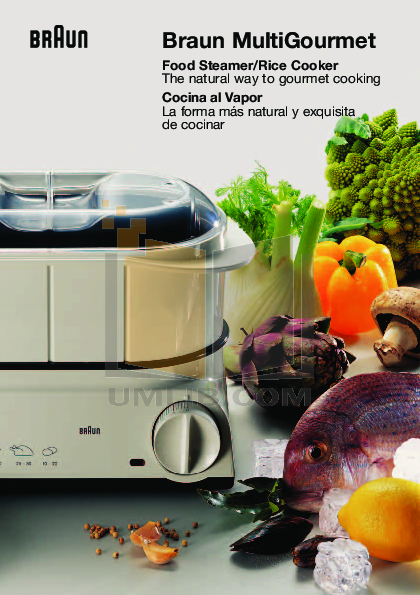 Braun multigourmet fs 20 manuals.