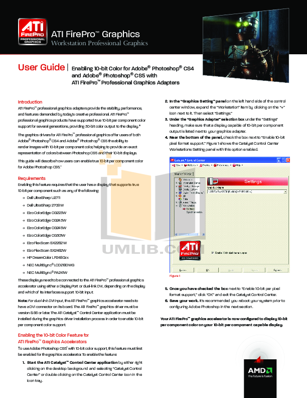 pdf for Dell Monitor UltraSharp 2709W manual