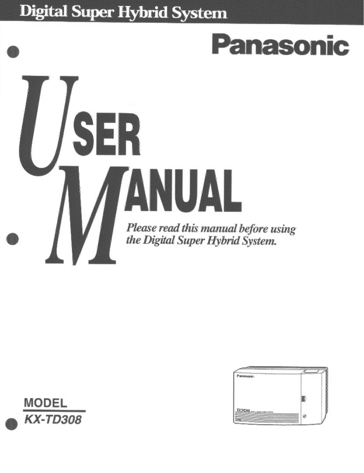panasonic kx t7431 user manual