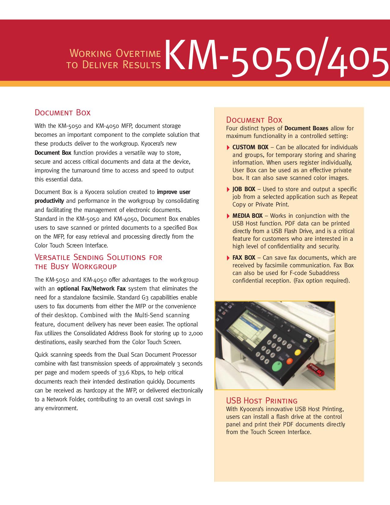 kyocera km-5050 kx driver scanner