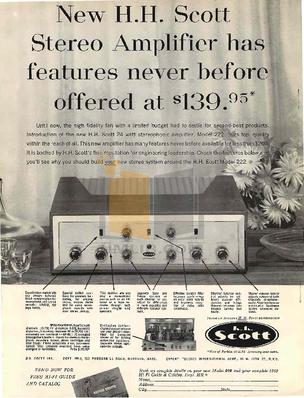 Crown Other FM-3 Stereo Tuners pdf page preview