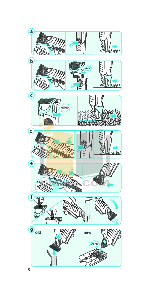Braun Other bodycruZer Shavers pdf page preview