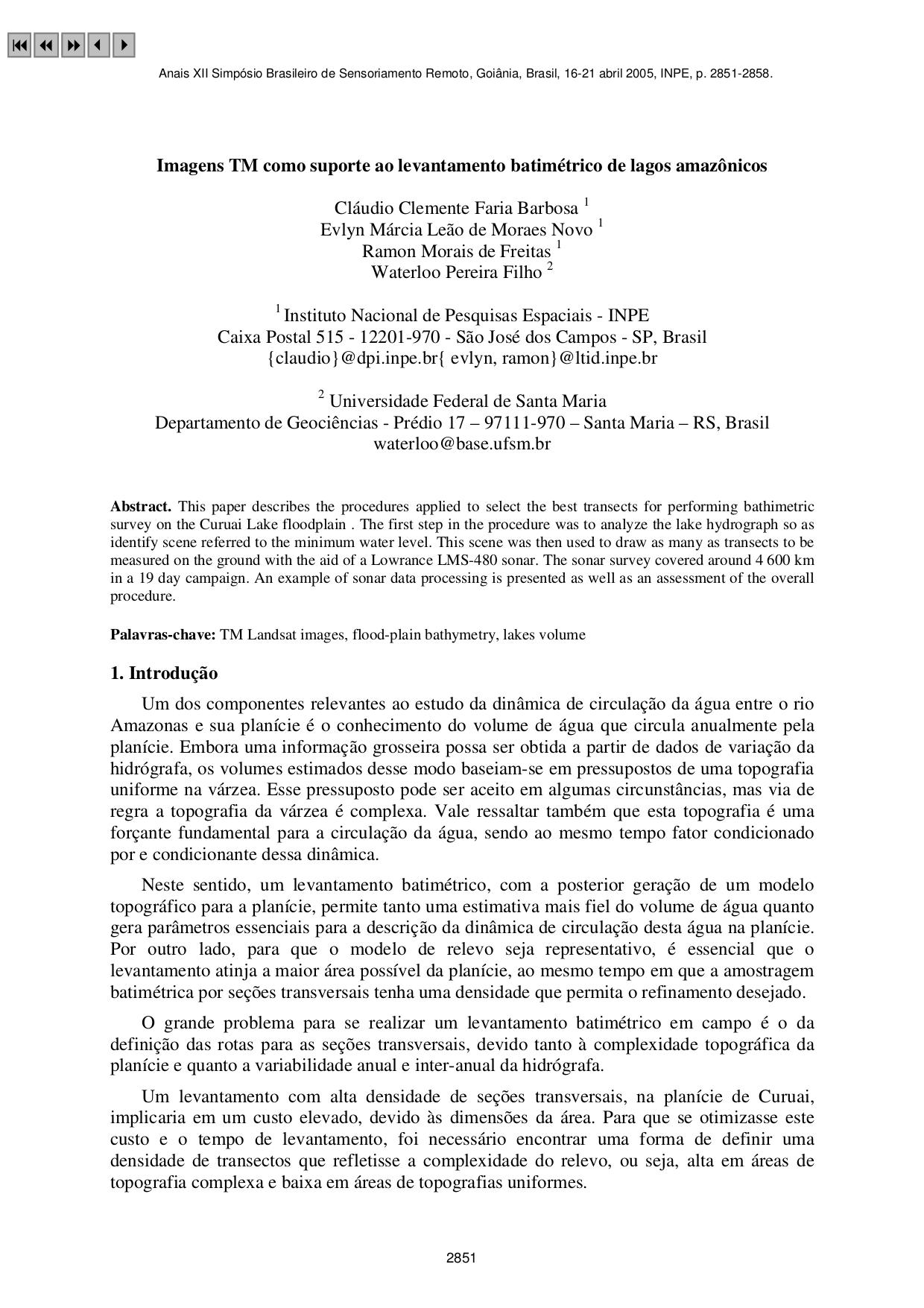 pdf for Lowrance GPS LMS-480DF manual